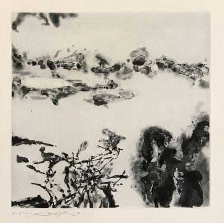エッチングと アクチアント Zao - Éloge des choses extrêmement légères (364)