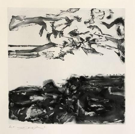 エッチングと アクチアント Zao - Éloge des choses extrêmement légères (365)
