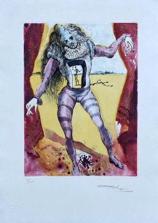 彫版 Dali - Être ou ne pas être (Hamlet)