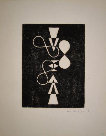 リノリウム彫版 Leuppi - 10 Compositionen