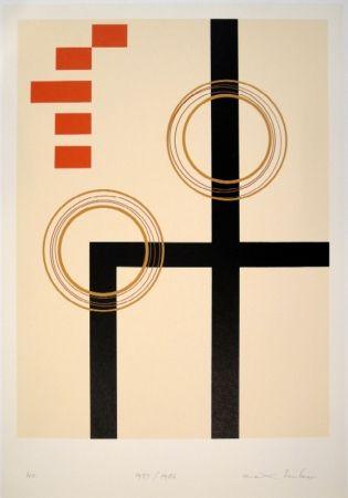 シルクスクリーン Huber - 10 opere grafiche / graphic works 1936-1940