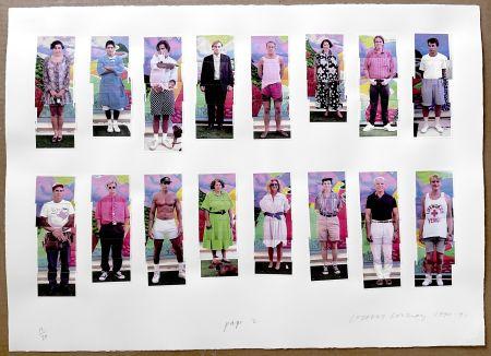 写真 Hockney - 112 L A Visitors - page 2 of Portfolio