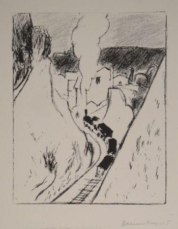 リトグラフ Dessouslavy - 19 Lithographies