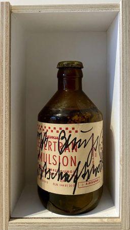 技術的なありません Beuys - 1 Wirtschaftswerte / Lebertran emulsion