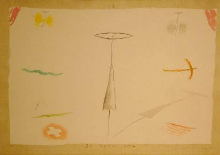 リトグラフ Riera I Aragó - 30 Abril 2002