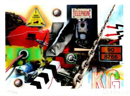 デジタル版画 Klasen - 4.2013