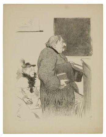 リトグラフ Hermann-Paul - 4.Faisons-en des femmes