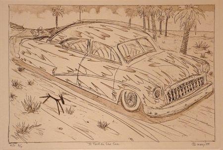 彫版 Lujan - 50 Ford de Ese Eme