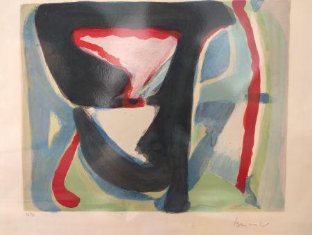 リトグラフ Van Velde - 57/90