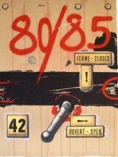 リトグラフ Klasen - 80/85