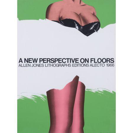 掲示 Jones - A new perspective on floors 1966