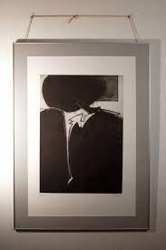 エッチングと アクチアント Barjola  - Abstracción I