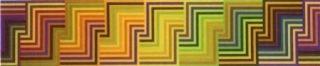 シルクスクリーン Sobrino - Abstract composition