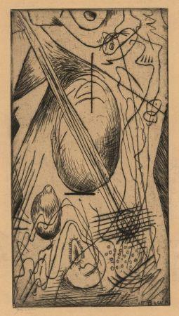 ポイントーセッシュ Bauer - Abstract composition N. 18