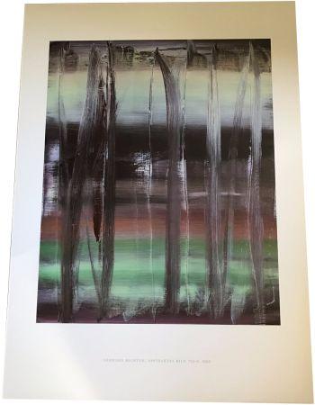 掲示 Richter - Abstraktes Bild 753-9