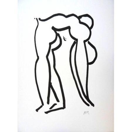 リトグラフ Matisse - Acrobate