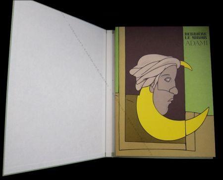 挿絵入り本 Adami - Adami - Derrière Le Miroir N°239 De Luxe.
