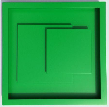 木版 Claisse - ADN vert