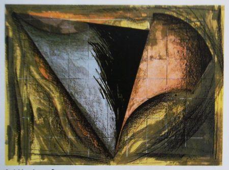 リトグラフ Dill - Aerial Landscape 2