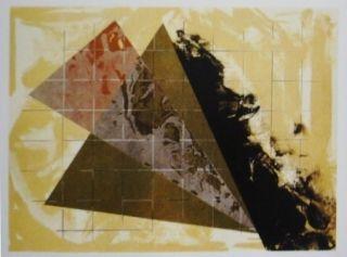 リトグラフ Dill - Aerial Landscape 3