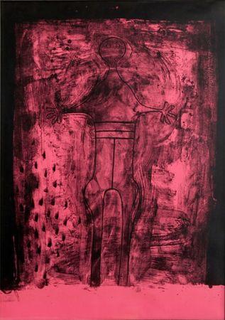 リトグラフ Tamayo - Affiche avant Lettre (from Las Mujeres Suite)