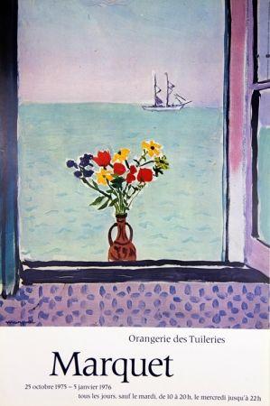オフセット Marquet - Affiche Orangerie de tuilleries