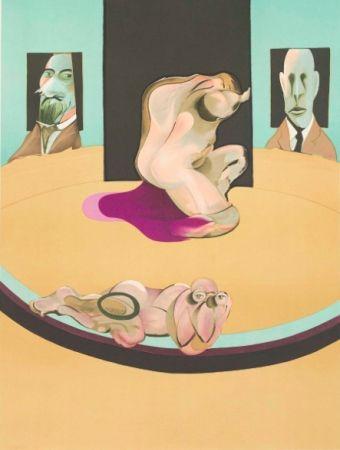 リトグラフ Bacon - Affiche Pour  Le Metropolitan Museum Of Art, Ny