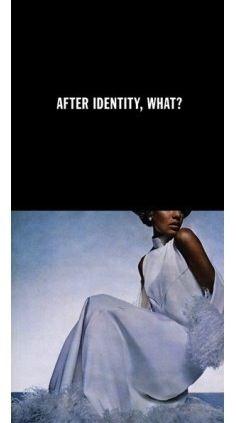 写真 Hank Willis - After Identity, What?