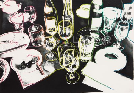 シルクスクリーン Warhol - After The Party (Fs Ii.183)