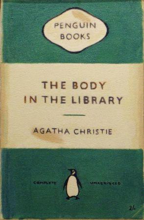 技術的なありません Hannah - Agatha Christie - The Body in the Library