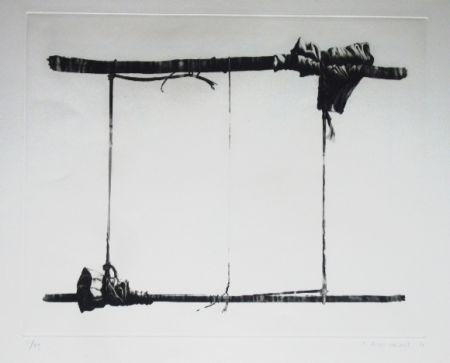 エッチングと アクチアント Titus-Carmel - Agrès 4