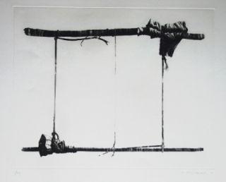 エッチングと アクチアント Titus Carmel -  Agrès 4