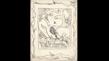 挿絵入り本 Masson - AINSI DE SUITE (Pierre-André Benoit. 1960). 6 gravures érotiques.