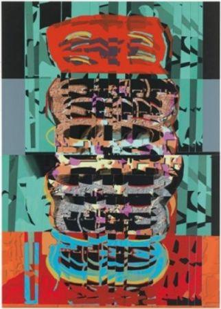 リトグラフ Gordillo - A.L. Galeria Joan Prats