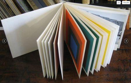 シルクスクリーン Albers - Albers - Homages to the Square als Wechselwirkung der Farbe