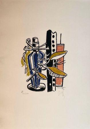 リトグラフ Leger - Album de 10 sérigraphies