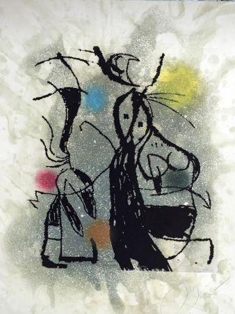 エッチングと アクチアント Miró - Aldebaran (D. 1008)