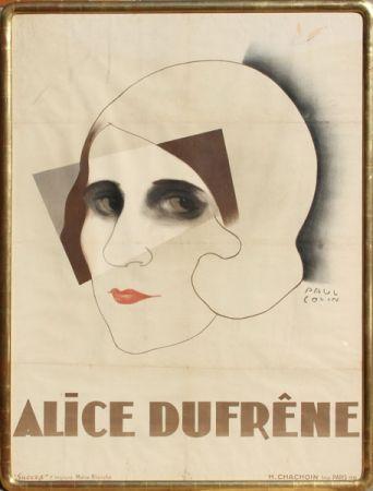 リトグラフ Colin - Alice Dufrene