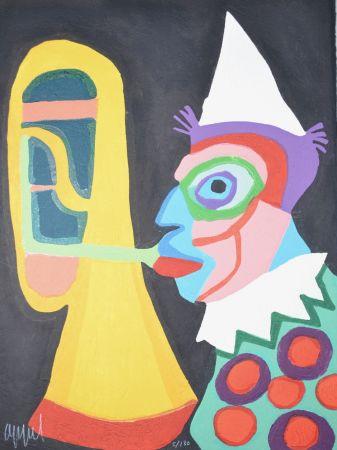 アクチアント Appel - Amsterdam clown