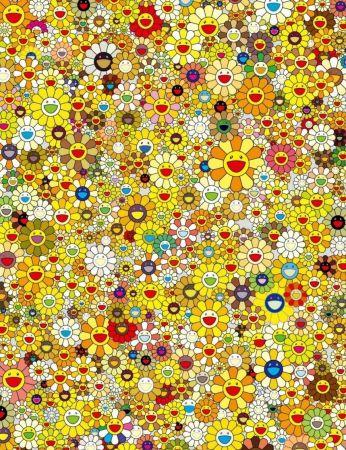 リトグラフ Murakami - An Homage to IKB