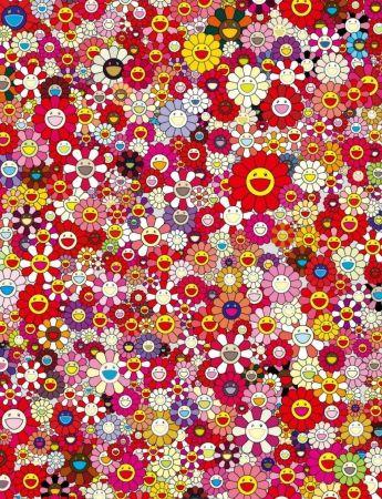 リトグラフ Murakami - An Homage to Monopink, 1960