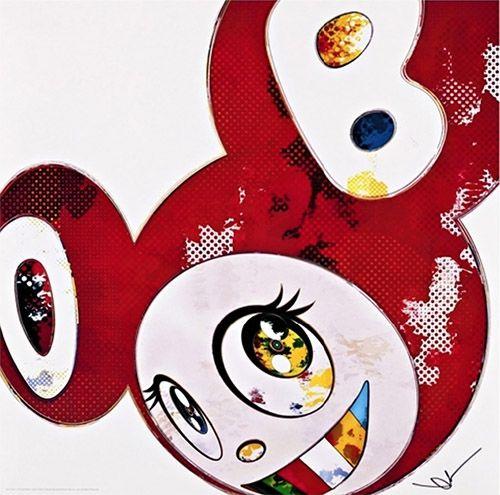 オフセット Murakami - And Then - Red Mr DOB