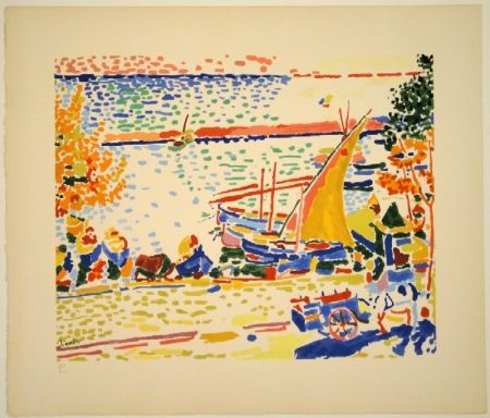 挿絵入り本 Derain - André Derain 1880-1954