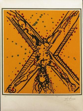 リトグラフ Dali - Andrew (Visions Of Camelot)
