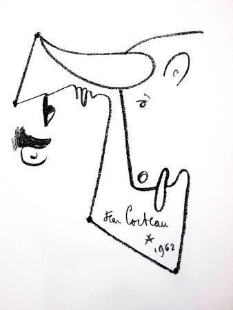 リトグラフ Cocteau - Animalisme