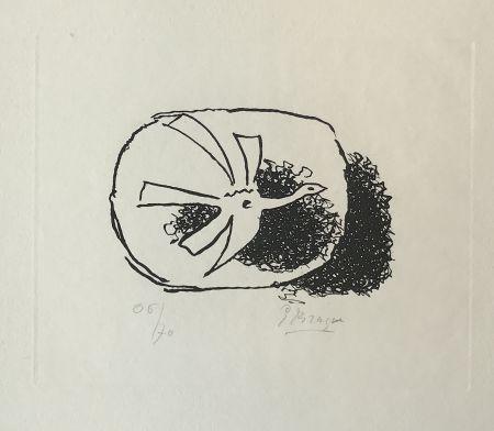 彫版 Braque - Août