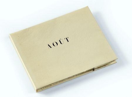 挿絵入り本 Braque - Aout