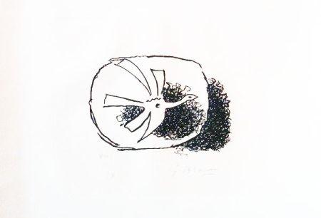エッチングと アクチアント Braque - Aout