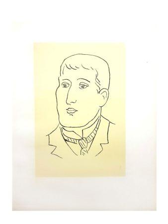 リトグラフ Matisse - Apollinaire