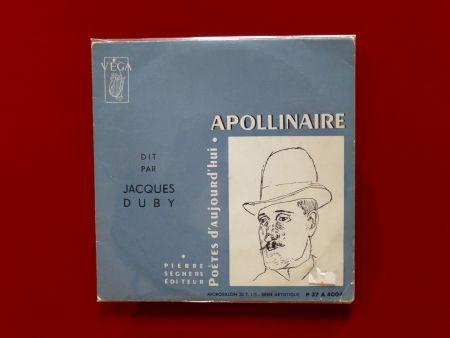 技術的なありません Apollinaire - Apollinaire dit par Jacques Duby